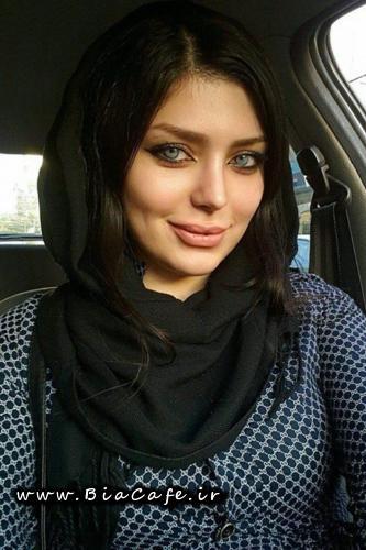 نیلوفر بهبودی حجاب