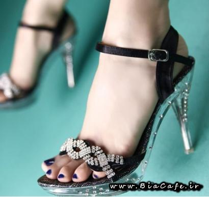 کفش زنانه برای مجلس عروسی