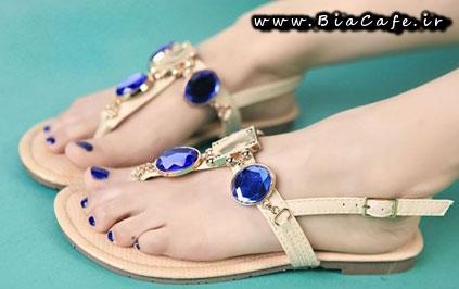 کفش زنانه برای مجلس و مراسم