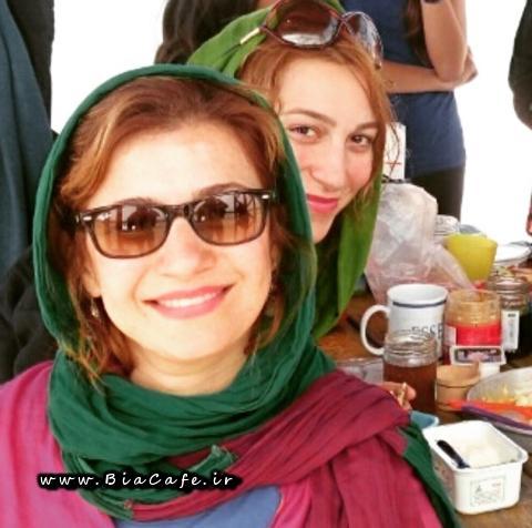 عکس فلامک جنیدی و لیلی رشیدی