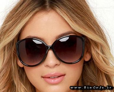 مدل جدید عینک آفتابی دخترانه 94