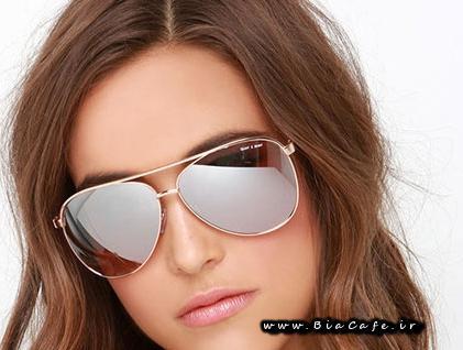 مدل خفن عینک آفتابی زنانه مگسی