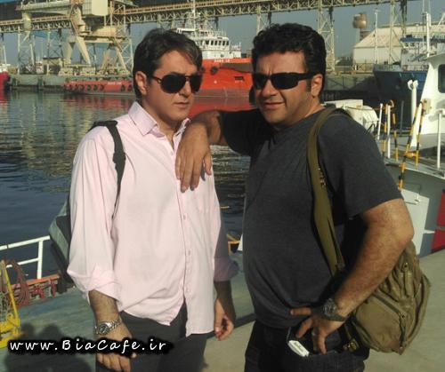 عکس جدید شهرام عبدلی مرداد 94