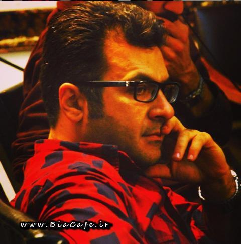 عکس جدید شهرام عبدلی بازیگر مرد ایرانی