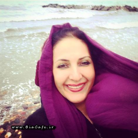 عکس جدید فاطمه گودرزی بازیگر فیلم و سریال