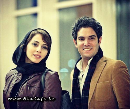 عکس همسر امیر علی نبویان