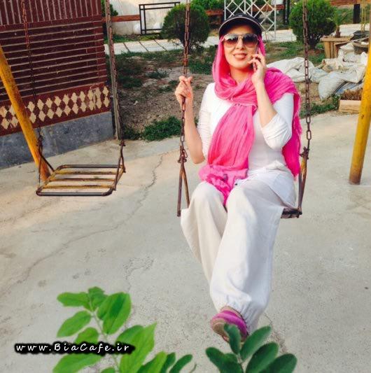 عکس جدید لیلا بلوکات مرداد 94