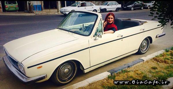عکس جدید متین ستوده تیر 94