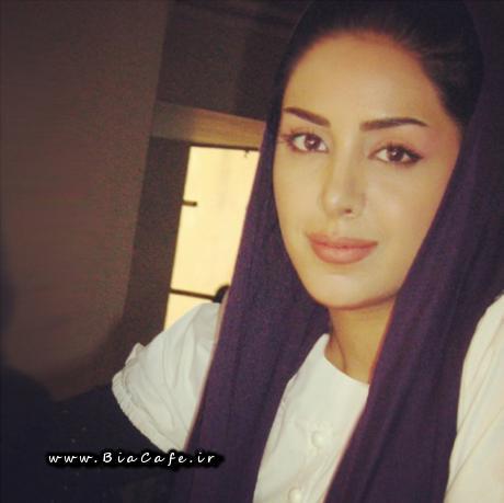عکس جدید هنگامه حمیدزاده مرداد 94