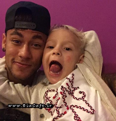 عکس های شخصی نیمار neymar