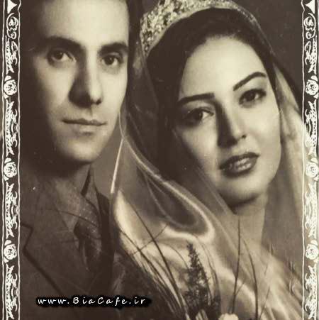 عکس عروسی رزیتا غفاری