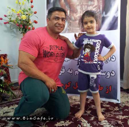 دختر بیت الله عباسپور