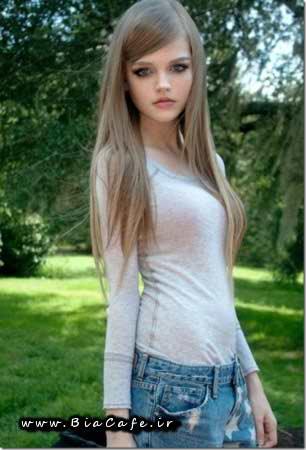 عکس زیباترین دختر دنیا