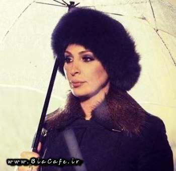 عکس الیسا خواننده لبنان عرب