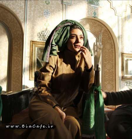 عکس های جدید مینا ساداتی مرداد 94