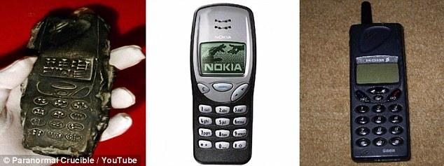تلفن همراه آدم فضایی2