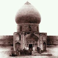 حرم مطهر امام حسین (ع)+عکس/قدیمی ترین عکس از حرم امام حسین (ع)