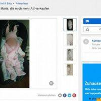 آگهی فروش نوزاد+عکس/آگهی فروشِ نوزاد ۴۰ روزه در اینترنت شوک عجیبی ایجاد کرد