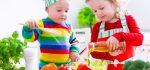 روش هایی برای باهوش شدن کودکان/خوراکی هایی که باعث میشود کودکان دلبندمان باهوش شوند را بشناسید