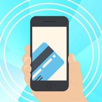 استفاده از موبایل به جای کارت بانکی/تا دو ماه دیگر از موبایل به جای کارت بانکی استفاده کنید