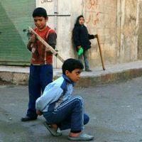 حال و روز کودکان حلب طی روزهای اخیر